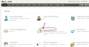 CRM_Zoho_Customization