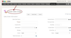 CRM_Zoho_SalesForceAutomation