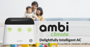 IOT Gadget- ambi-climate