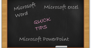 Word-PowerPoint-Excel-tips