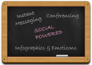 Social-Powered-conferencing