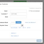 Invoiced_New Customer