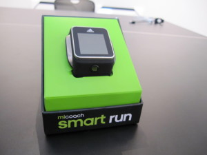 IOT Gadget - Adidas Micoach Smart Run