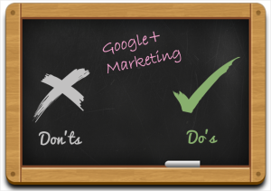 Marketing-Google+