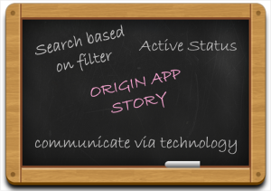 OriginApp-Changing-the-way-to-Communicate