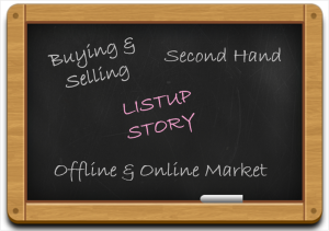 Listup-second-hand-goods-to-sell