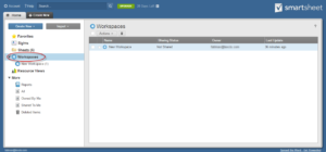 Smartsheet_workspaces
