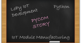 Pycom-Secured-Funds-for-New-LoPy-IoT-Development-Board-in-Two-Weeks