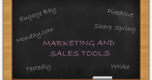 Marketing & sales tools